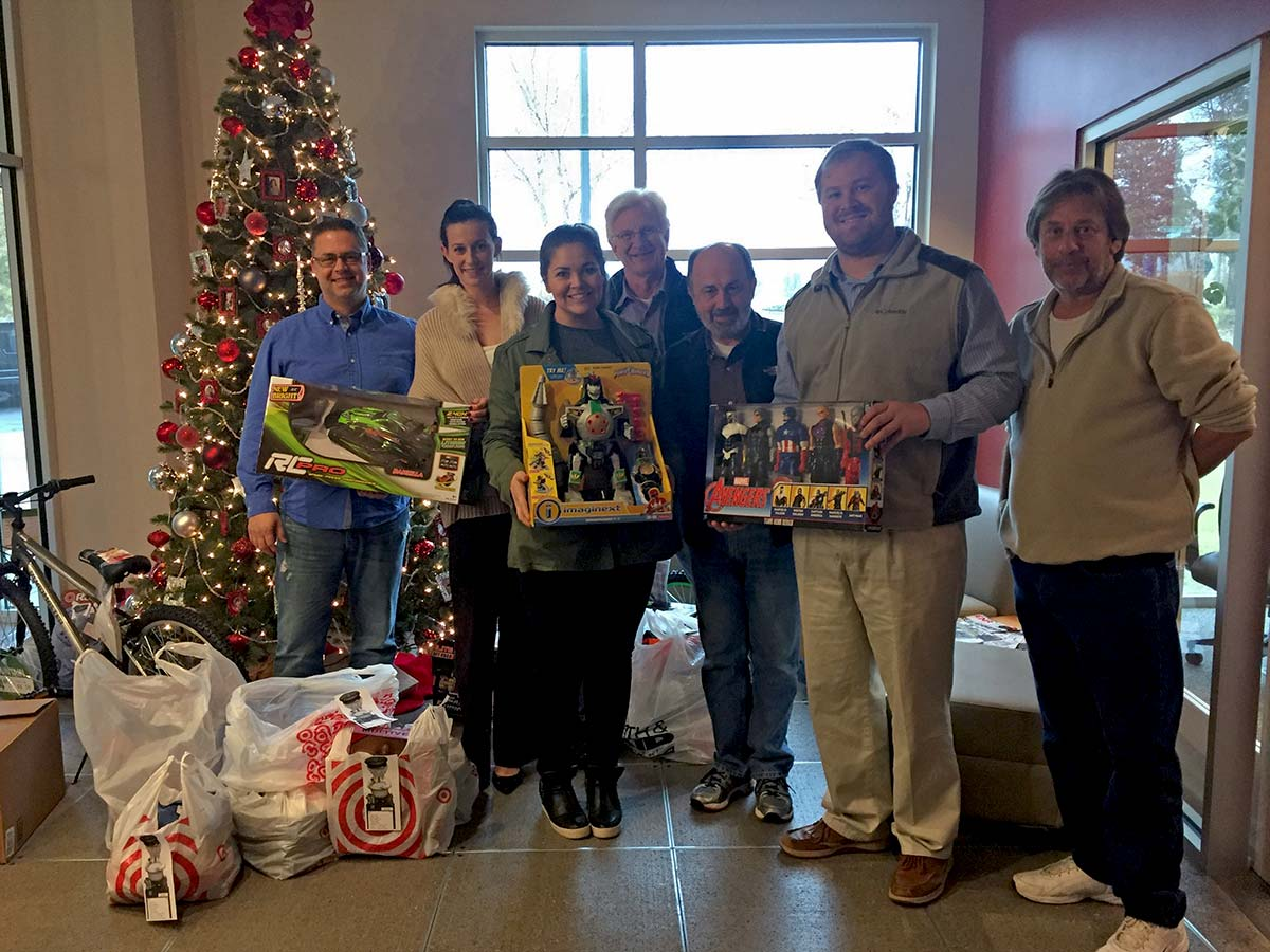GarverGives Makes an Impact Over the Holidays