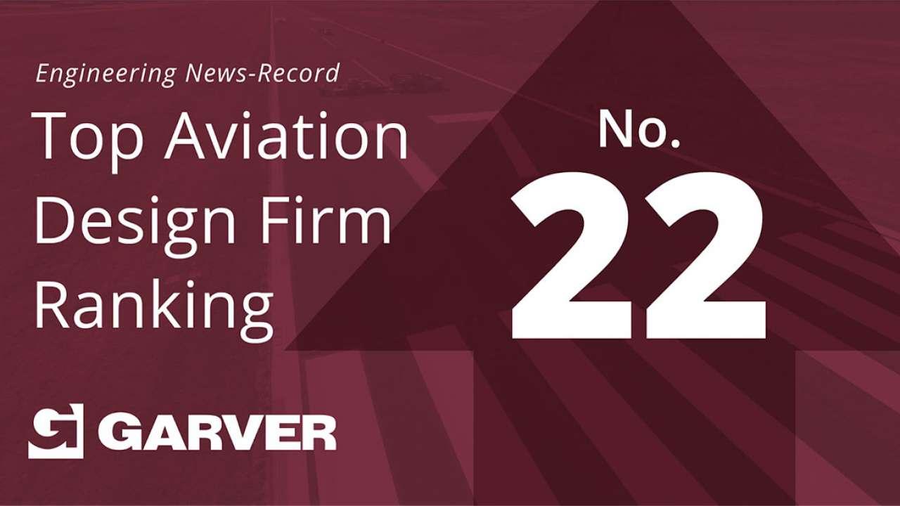 Garver improves in ENR aviation rankings