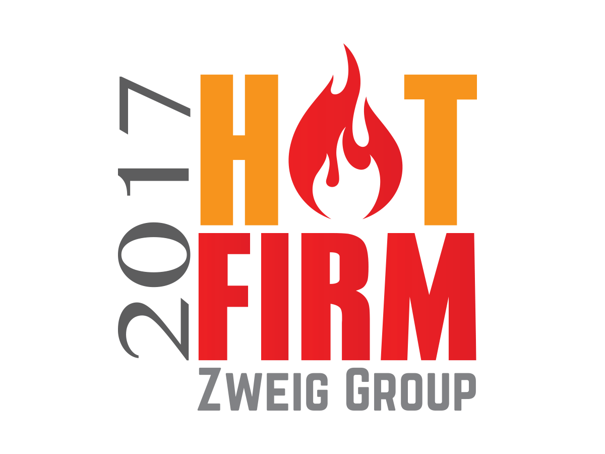 Zweig Group places Garver on 2017 Hot Firm list