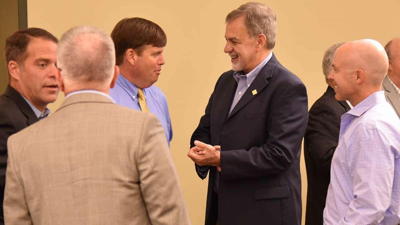 Garver holds open house at expanded Huntsville office