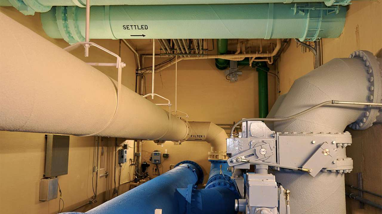 RCC Filter Pipe Gallery Improvements earn ACEC recognition