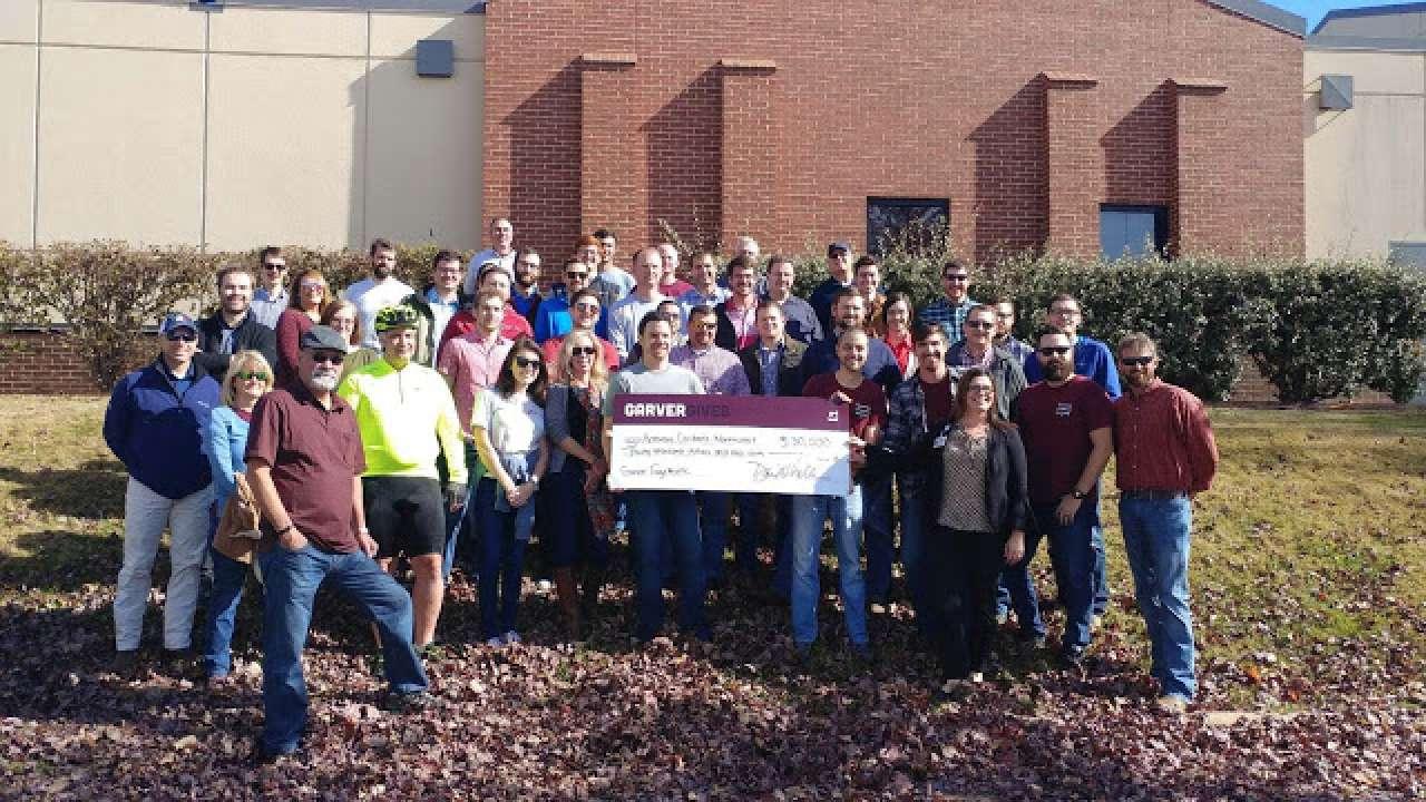 Garver drive contributes to Arkansas Children's Northwest