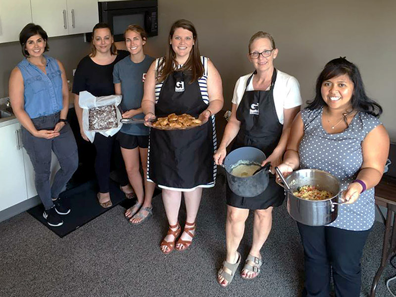 Garver Wellness cooking classes