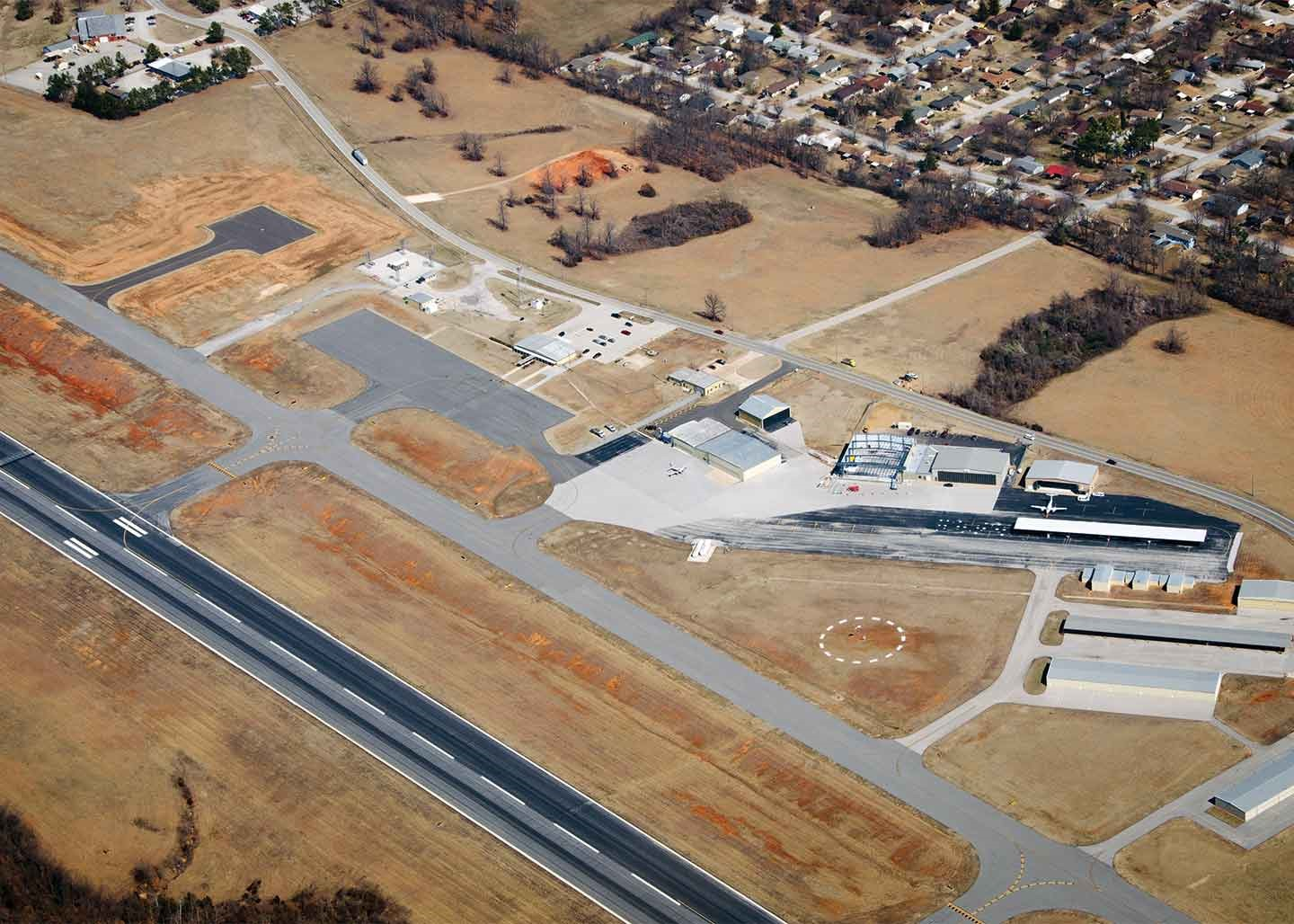 Garver, North Arkansas College to team up for airport upgrades