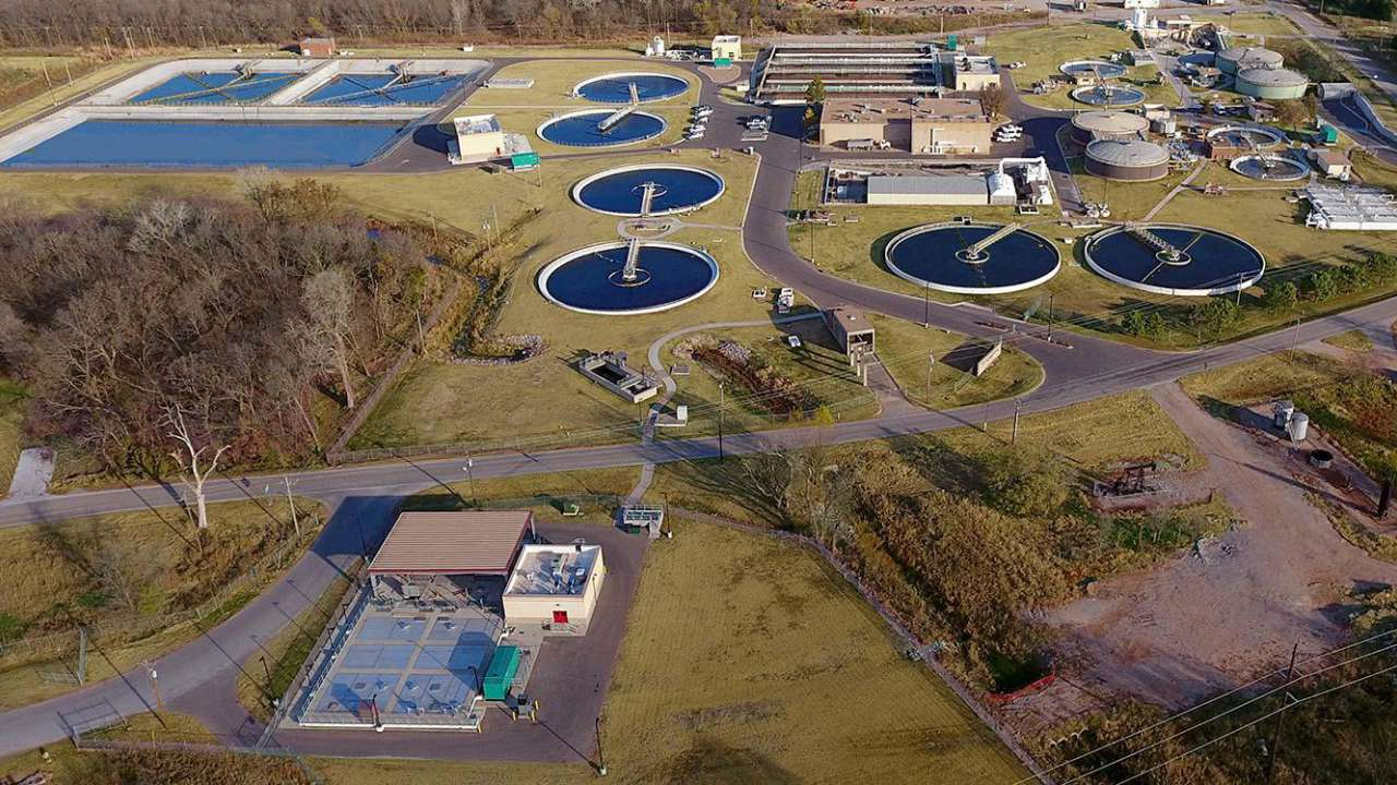 Garver helps celebrate Norman Water Reclamation Facility upgrades