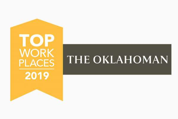 Garver named a 2019 Top Workplace by The Oklahoman
