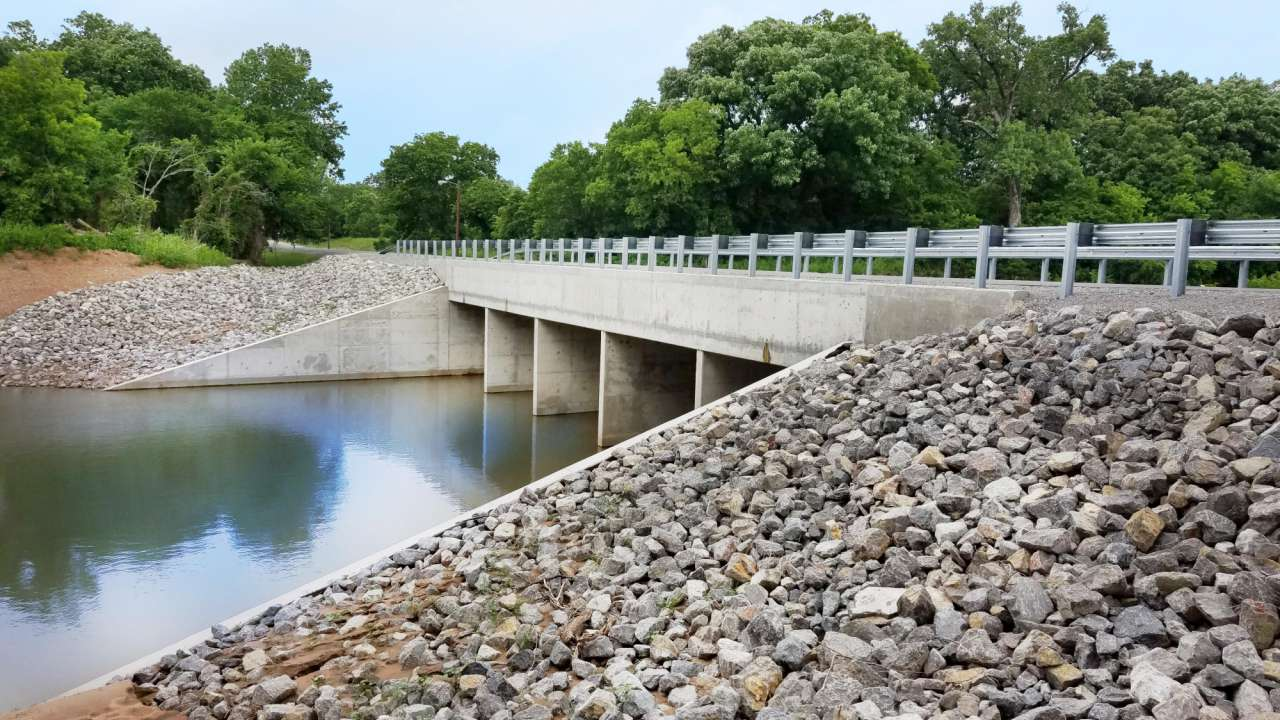 Fort Sill low-water crossing project honored by ACEC
