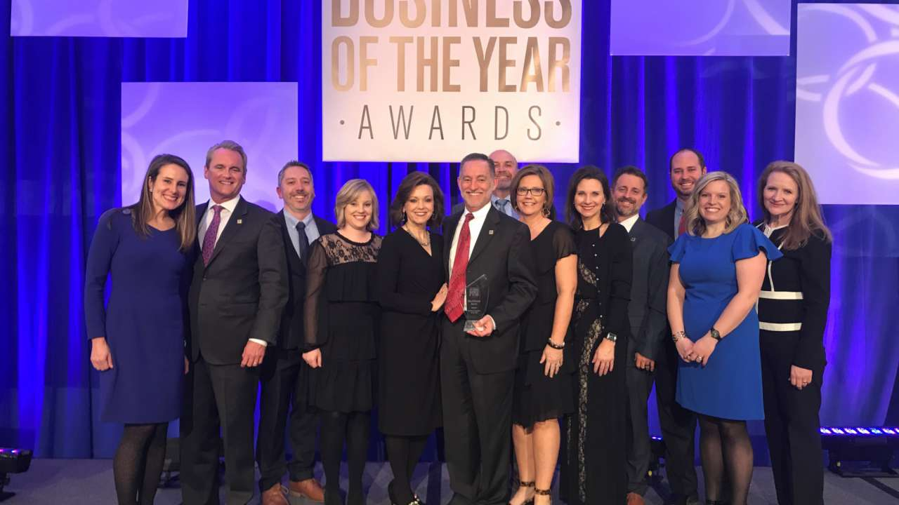 Williams named Business Executive of the Year by Arkansas Business