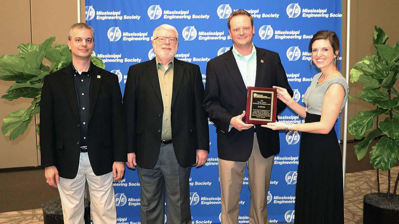 Garver honored for its professional development strategies