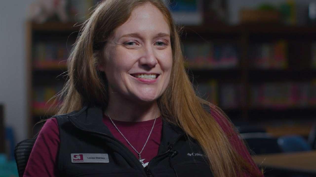 Garver engineer supports school through the Garver Chain Reaction Challenge