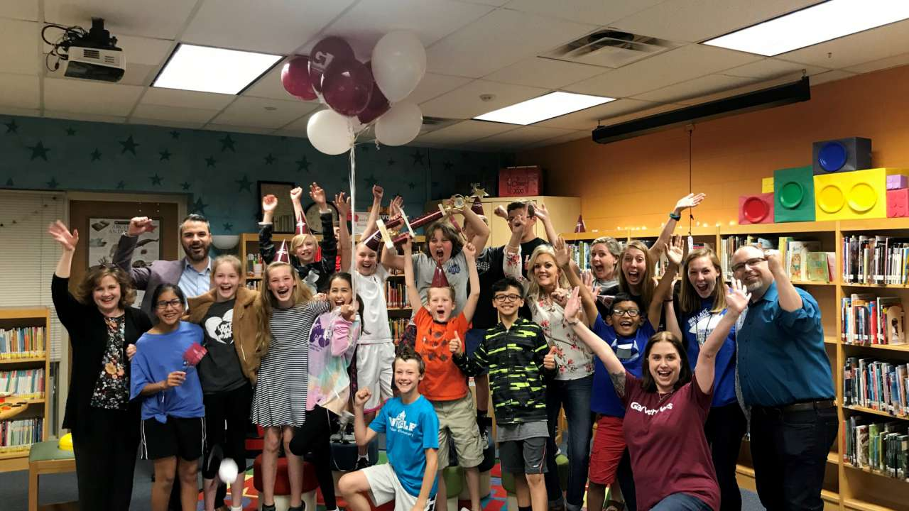 Garver Chain Reaction Challenge winners announced