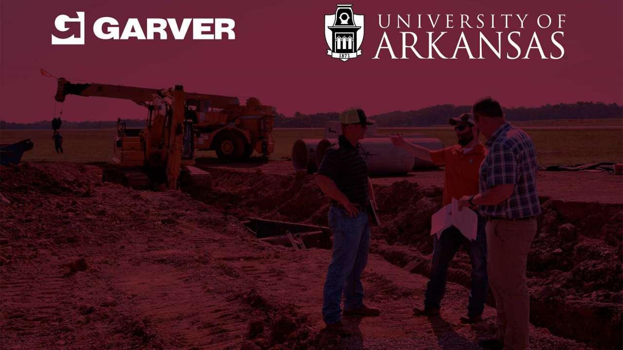 Garver, University of Arkansas to partner to improve airport security