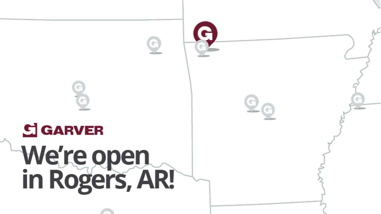 Garver opens new office in Rogers, Arkansas