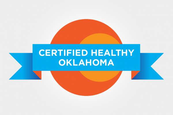 Garver recognized as a Certified Healthy Oklahoma business