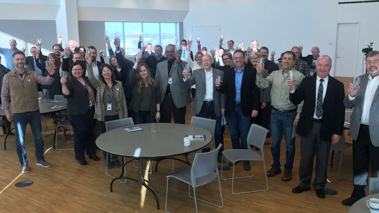 BOR grant to aid research study at Lake Thunderbird