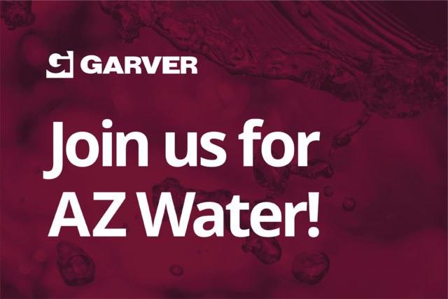 Garver Water to present at virtual AZ Water 2020