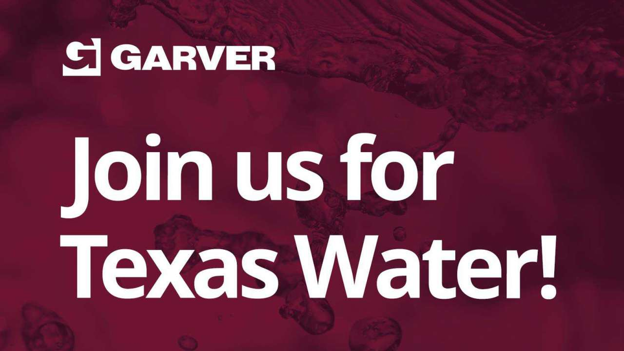 Garver Water to present at virtual Texas Water 2020