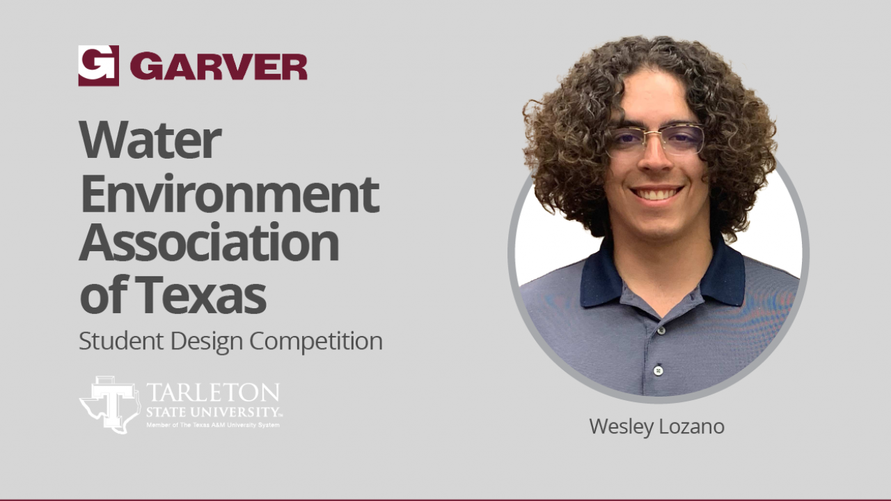 Garver, Tarleton State combine for WEAT competition win