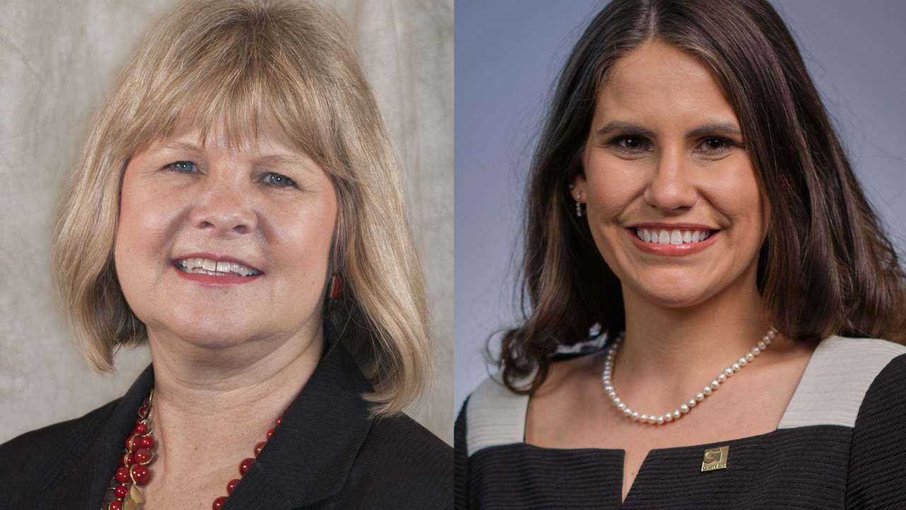 Hanson, Marshall nominated for Empowering Women in Industry awards