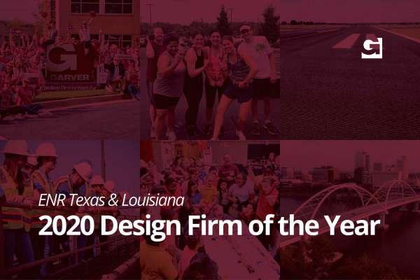 ENR Texas & Louisiana highlights Garver, 2020 Design Firm of the Year