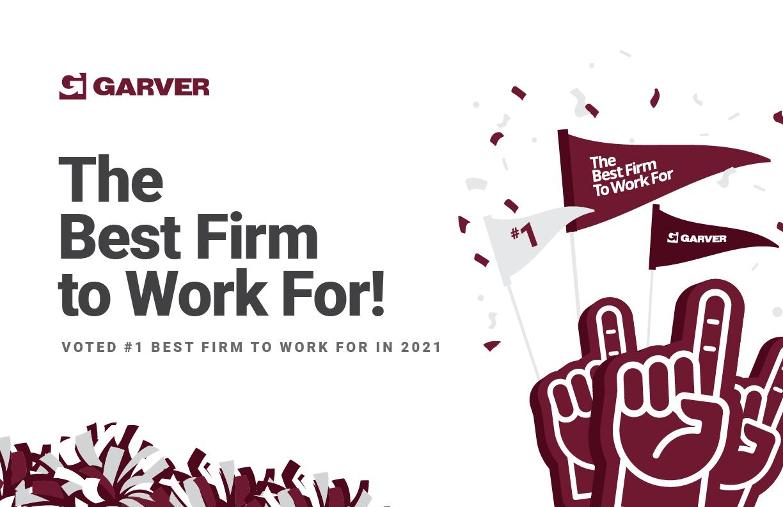 Garver again named Best Firm to Work For