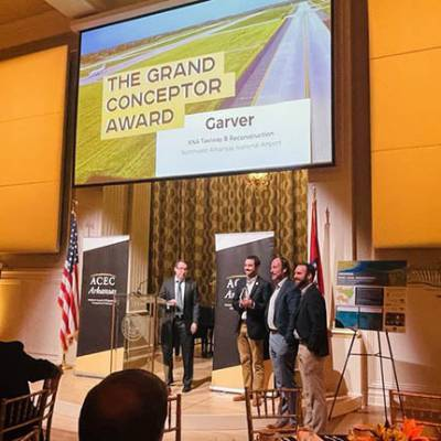XNA reconstruction named Grand Conceptor by ACEC of Arkansas
