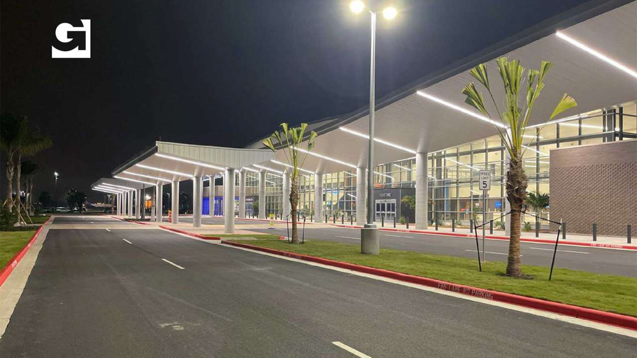 Frank featured in Airport Improvement for Brownsville South Padre Island International Terminal project