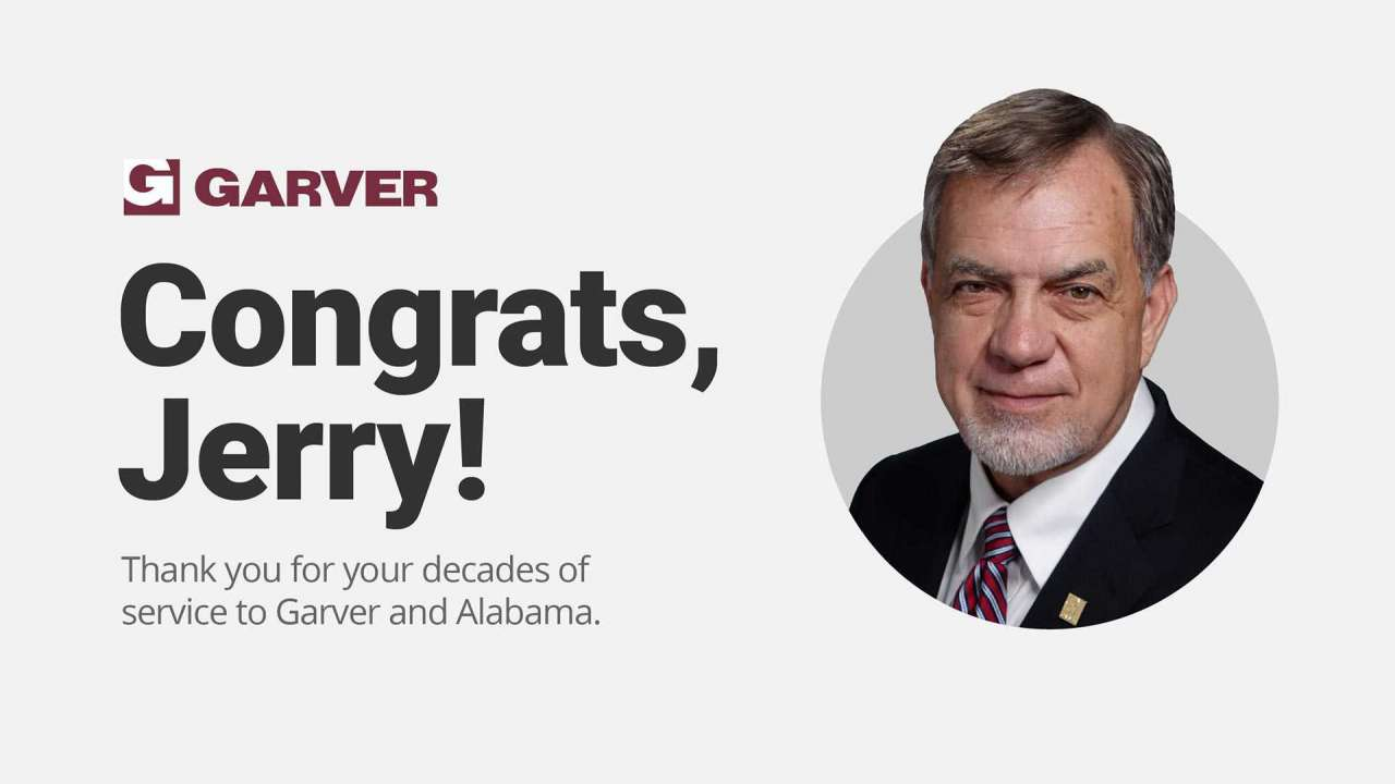 Jerry McCarley to retire after decades of service to Garver, Alabama