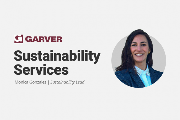 Gonzalez to lead Garver's sustainability services