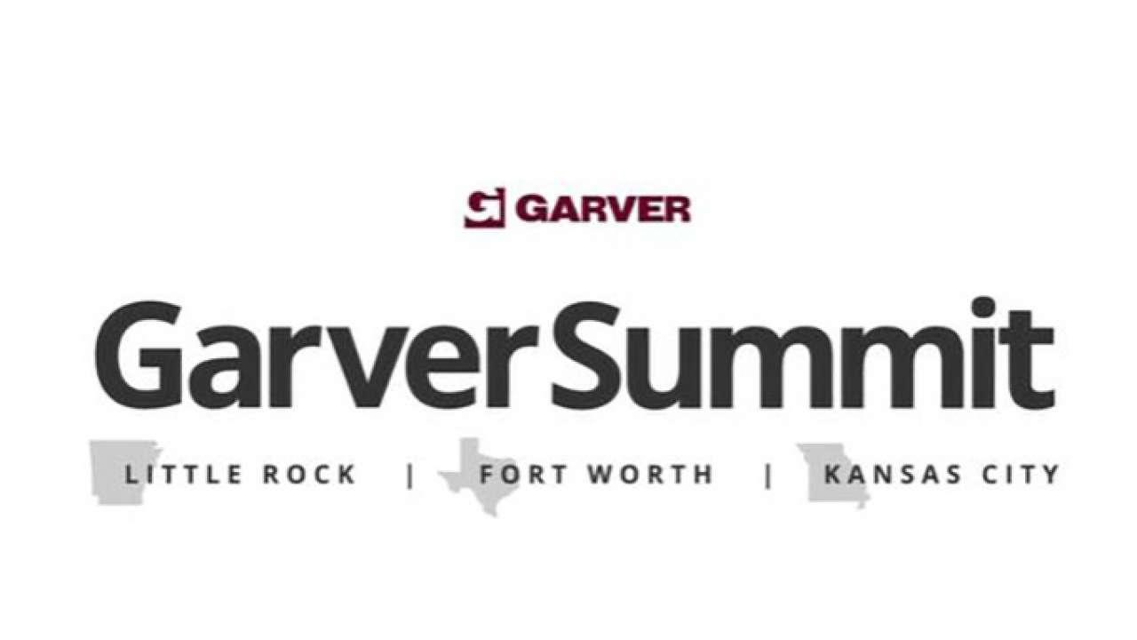 Garver Summit held in Little Rock, Kansas City, Fort Worth