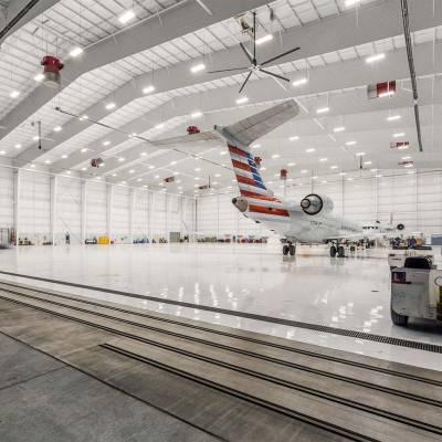 Nashville International Airport Hangar Development