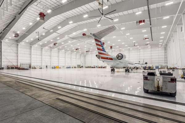 BNA Hangar Development