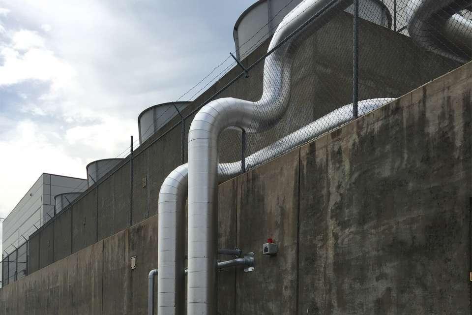 BNA Geothermal Cooling System