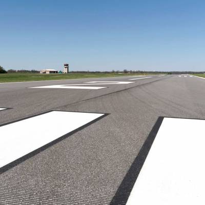 Rogers Executive Airport Runway Rehabilitation 1