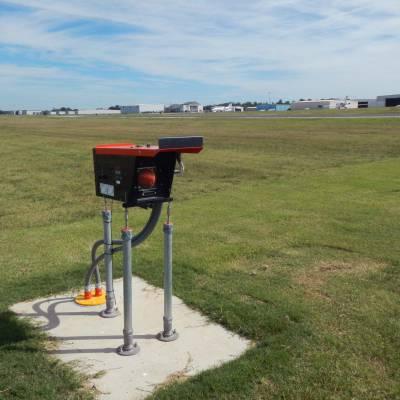 Rogers Executive Airport Runway Rehabilitation 4