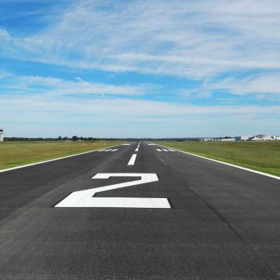 Rogers Executive Airport Runway Rehabilitation 5