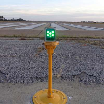 BYH Airport LED HIRL Installation