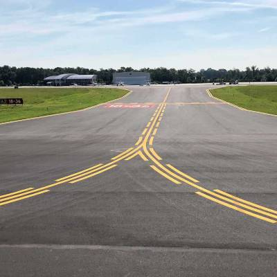AUO Auburn University Regional Airport Taxiway Alpha North Relocation 3