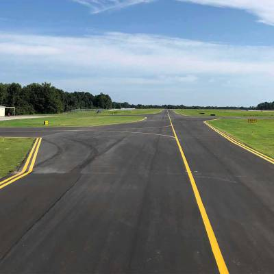 AUO Auburn University Regional Airport Taxiway Alpha North Relocation 5