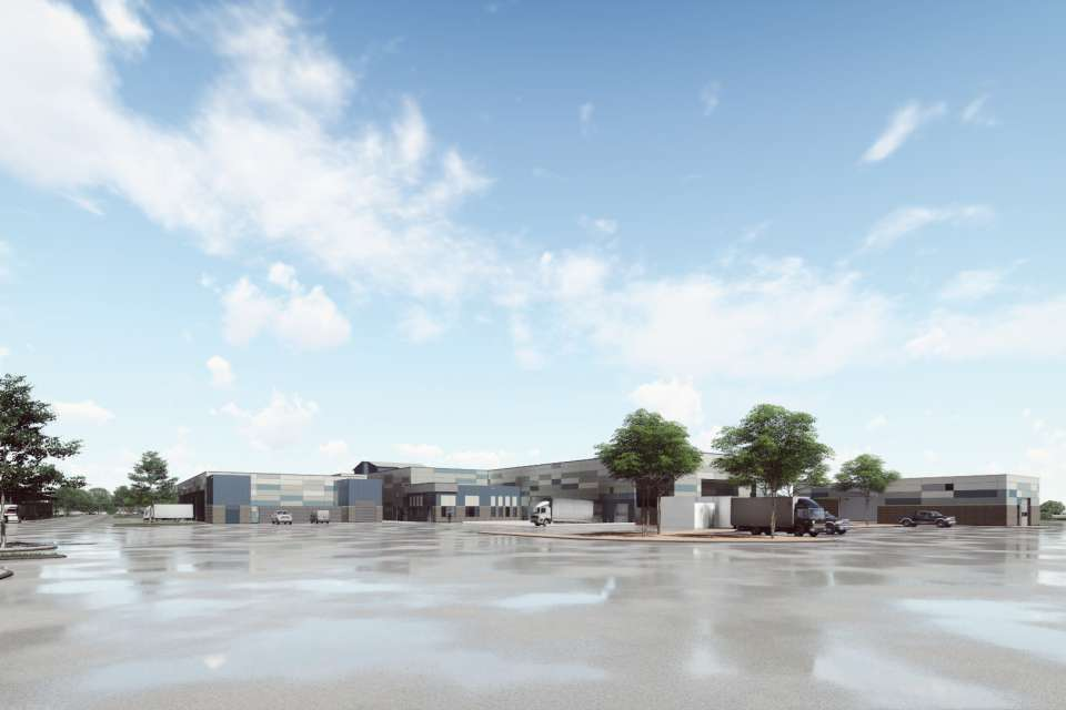 AUS Consolidated Maintenance Facility 2