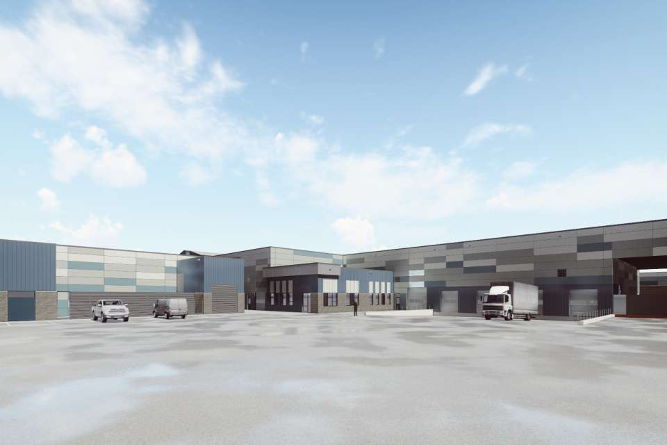 AUS Consolidated Maintenance Facility 3