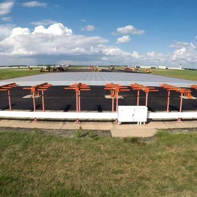 LIT Runway 4 L 22 R EMAS Replacement 7