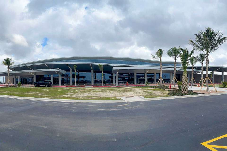 BRO Terminal new terminal 3