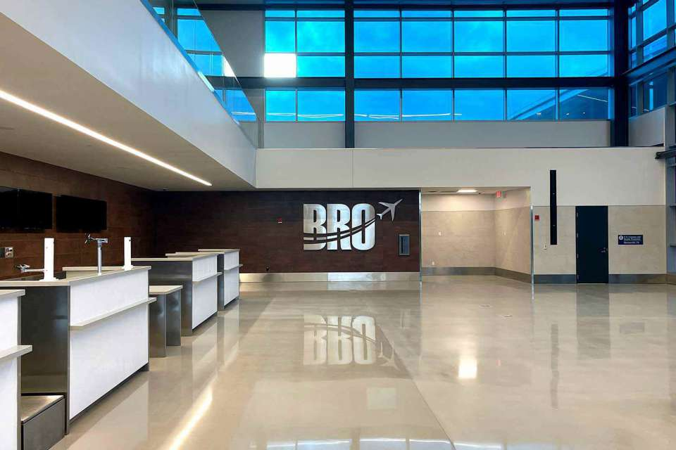 BRO Terminal new terminal 6