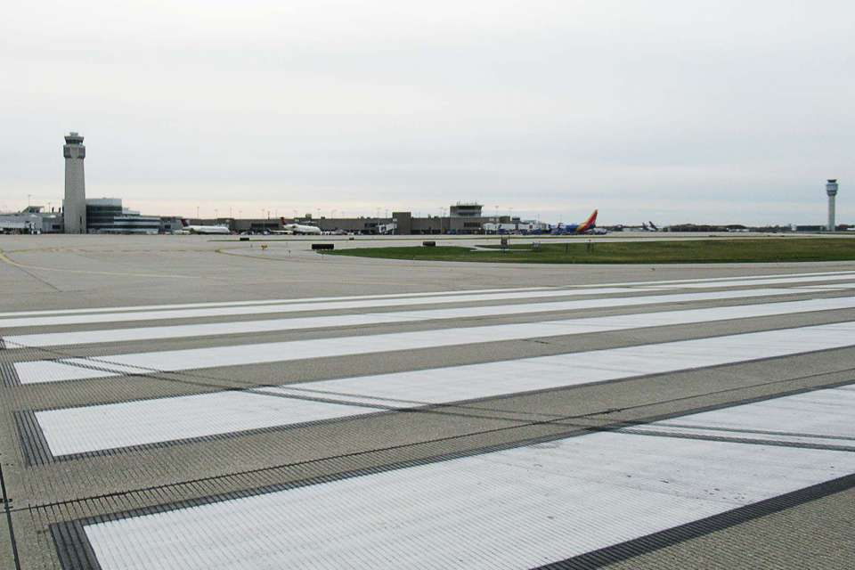 CLE Cleveland Hopkins Airport Master Plan 1