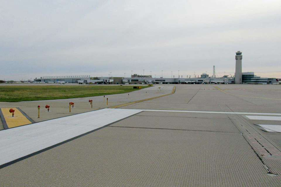 CLE Cleveland Hopkins Airport Master Plan 2