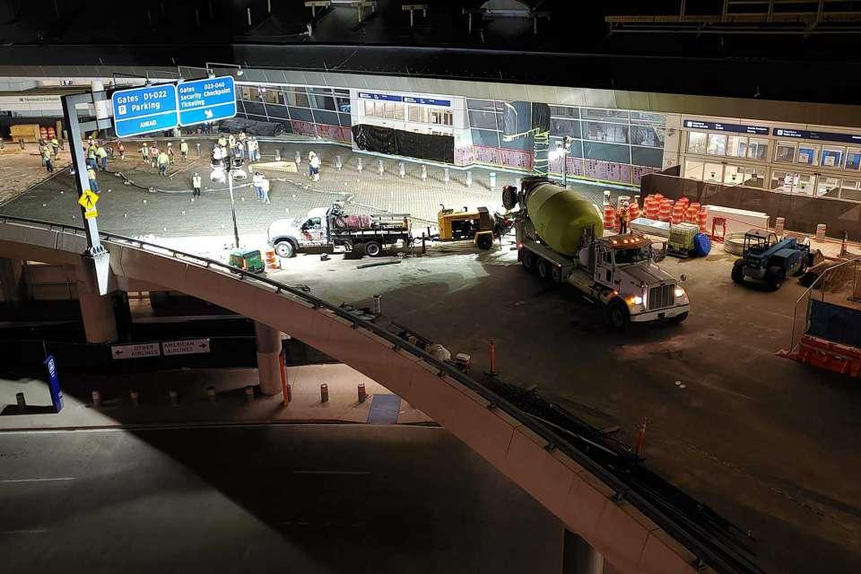 DFW Terminal D Improvements 3
