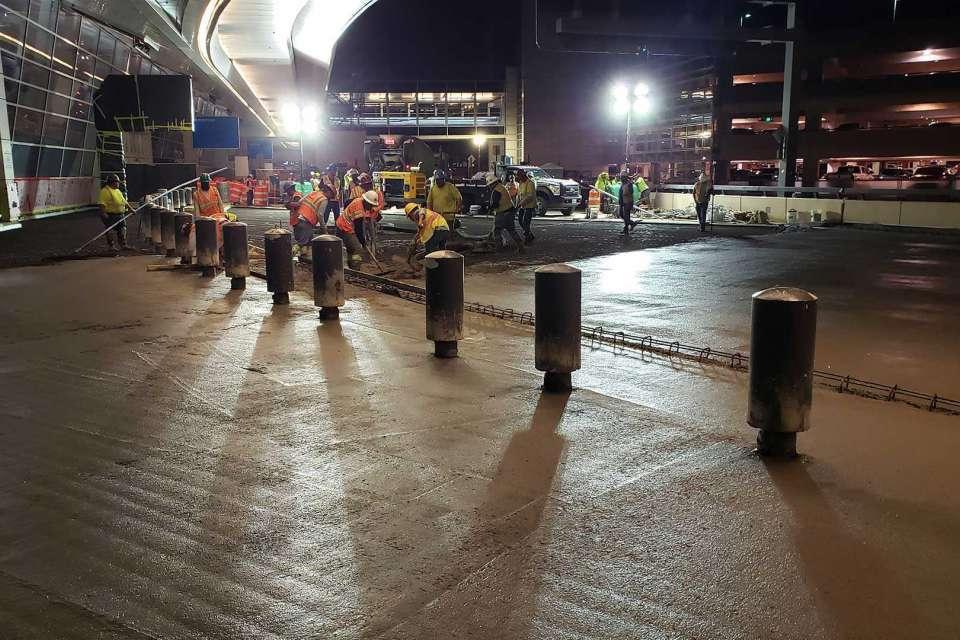 DFW Terminal D Improvements 5