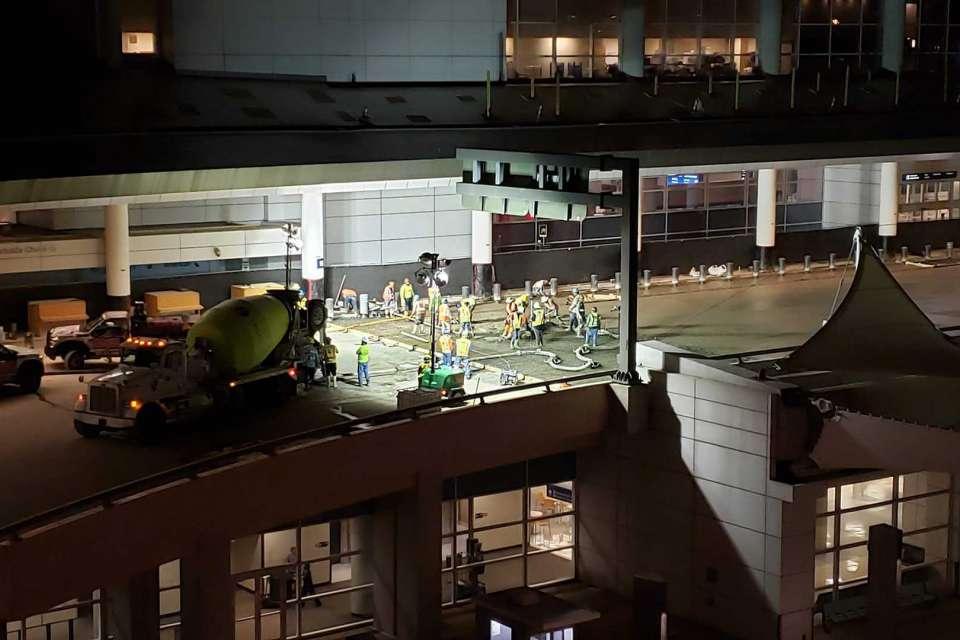 DFW Terminal D Improvements 7