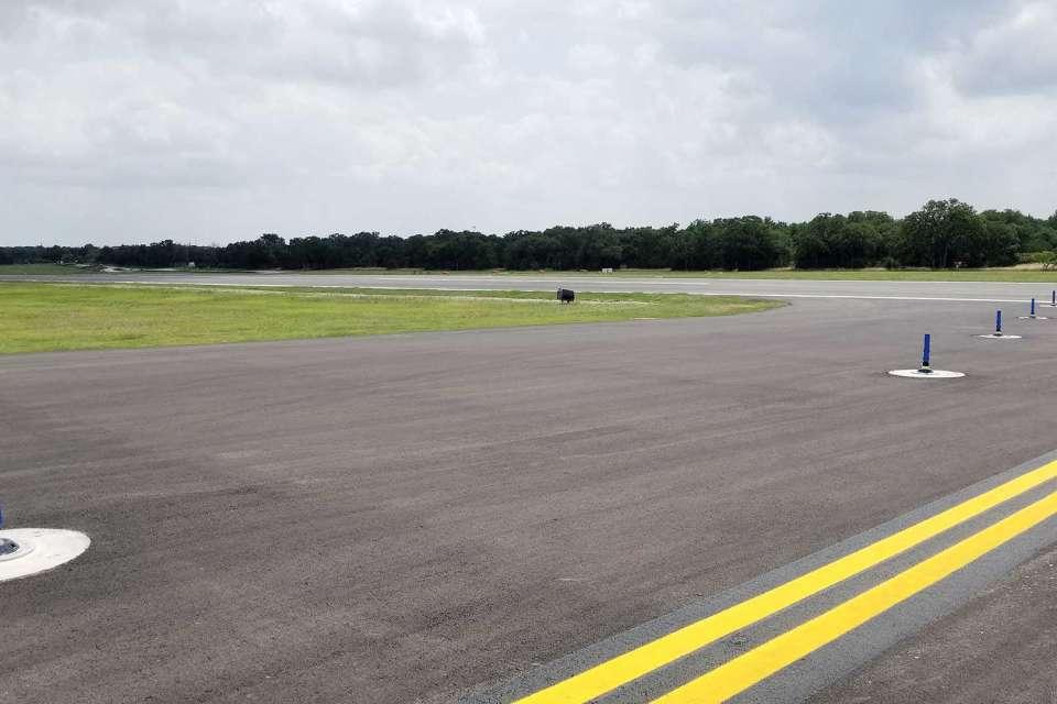 GTU Runway 18 36 Rehabilitation 6
